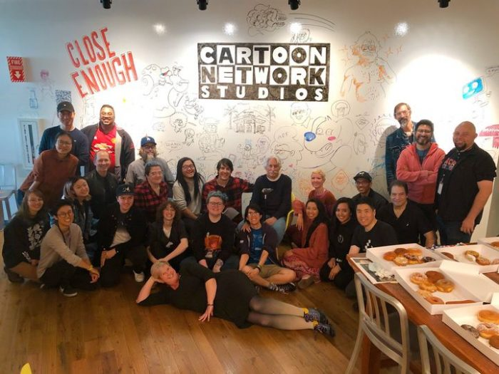 Woodbury Animation Alumna Turned Production Assistant at Cartoon Network